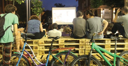 Movie Nights at Street Delivery | june 2014