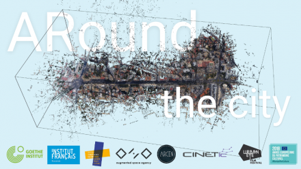 —ARound: the City as canvas for digital AR art & stories