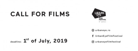 Call for films – UrbanEye Film Festival 2019